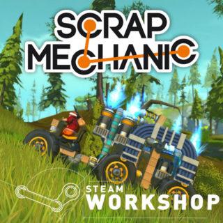 скачать карты для scrap mechanic